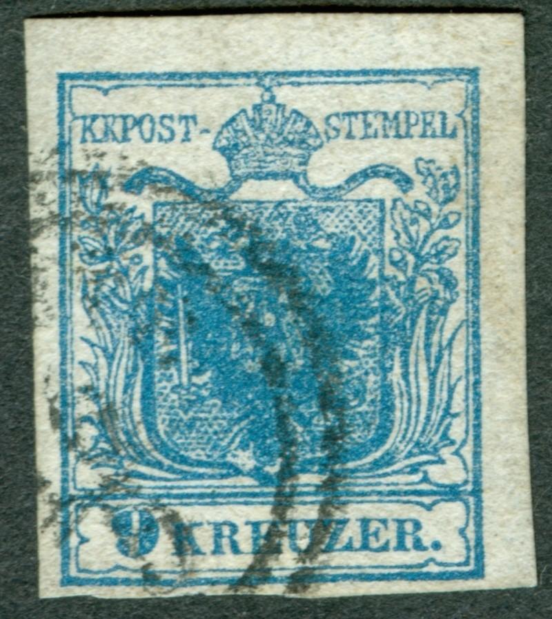 Die erste Österreichische Ausgabe 1850 - Seite 7 1850_910