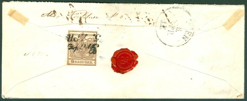 Die erste Österreichische Ausgabe 1850 - Seite 7 1850_b11