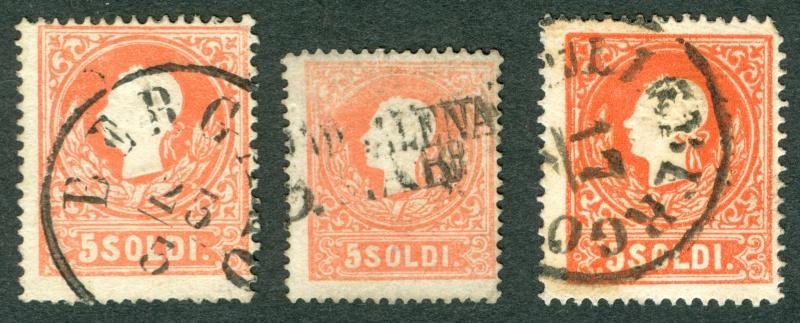 Lombardei-Venetien, Ausgabe 1858/62, 1859/62 - Seite 2 1858_510