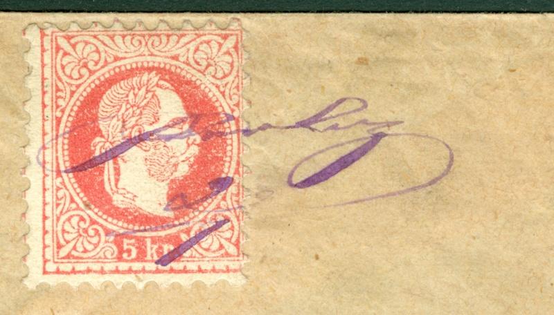 Freimarken-Ausgabe 1867 : Kopfbildnis Kaiser Franz Joseph I - Seite 11 1867_p12