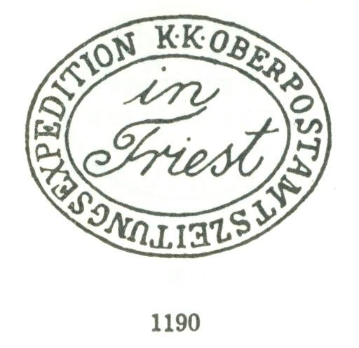 DIE ZEITUNGSMARKEN AUSGABE 1863 Zeitun11
