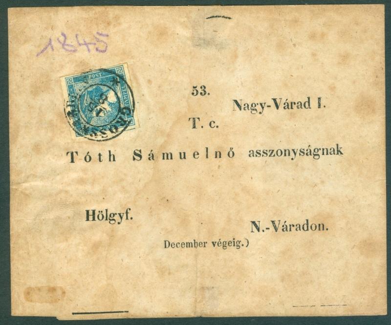 DIE ZEITUNGSMARKEN AUSGABE 1851 Zeitun13
