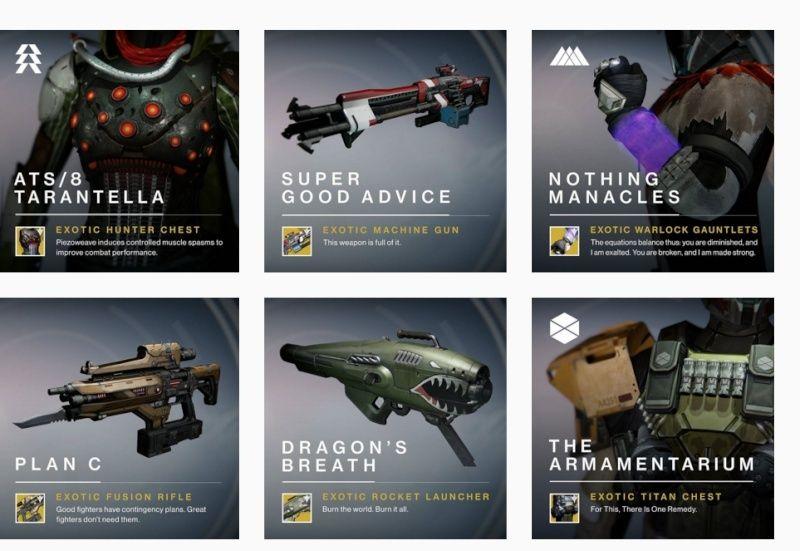 Destiny December Update hints/reveals 7defec10