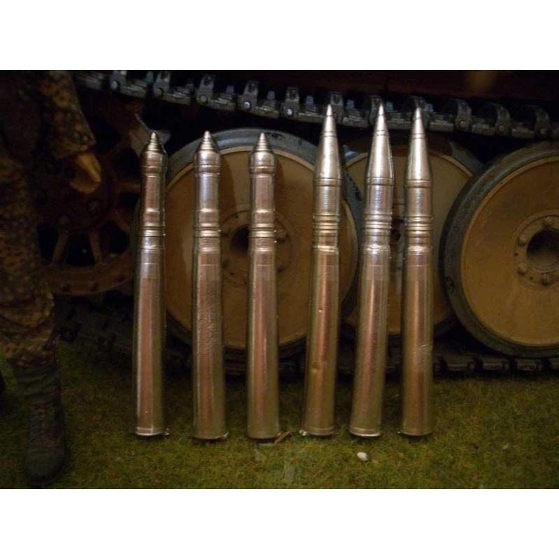 Munizionamento 88 mm 43/71 Granat10
