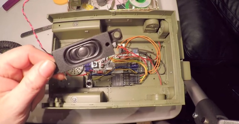 Upgrade Torro M16 Halftrack M16-410