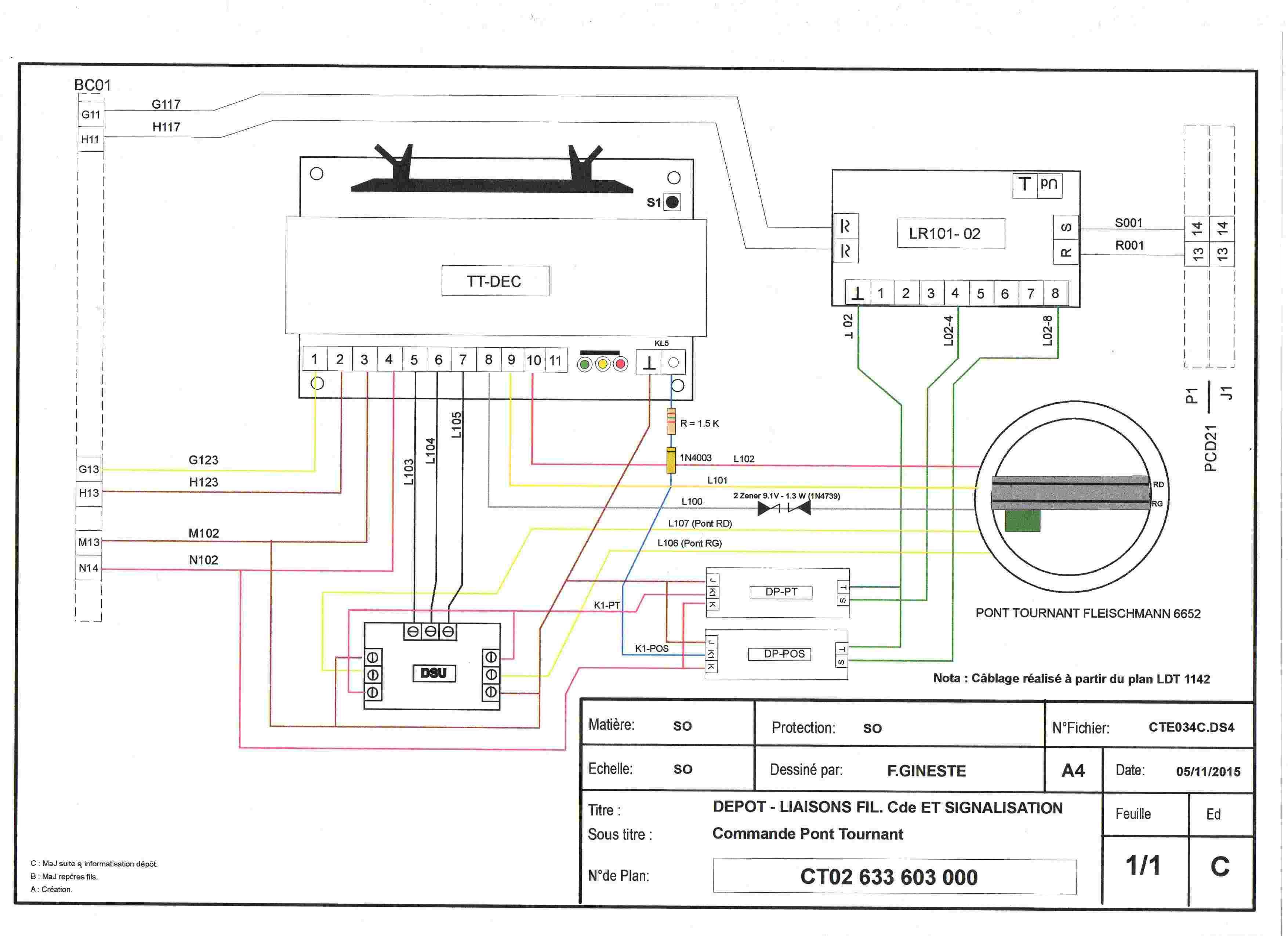 Câblage PT Fleischmann avec TT-DEC, DUS et rétro RS Lenz Img0111
