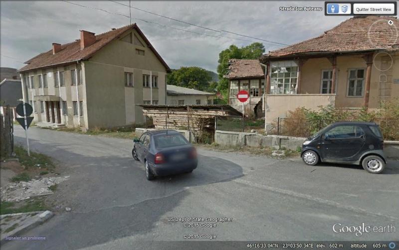 Street View : Les infractions au code de la route Sensin10