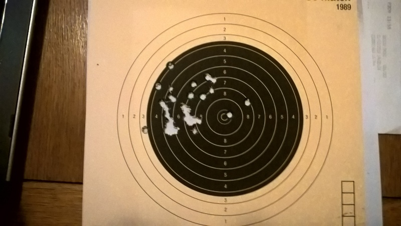 carton 50 M CZ 455 supermatch avec RWS target rifle Wp_20112