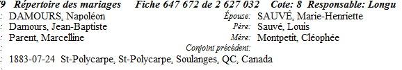 Rolland D'Amours est le bon Rolland D'amours ? Damour10