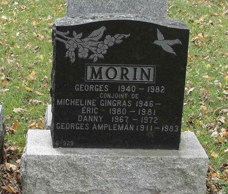 Georges Morin  George11
