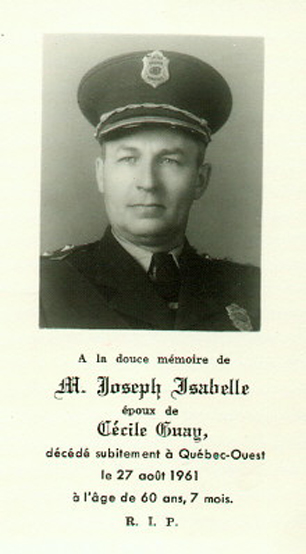 Isabelle, Joseph Photo-10