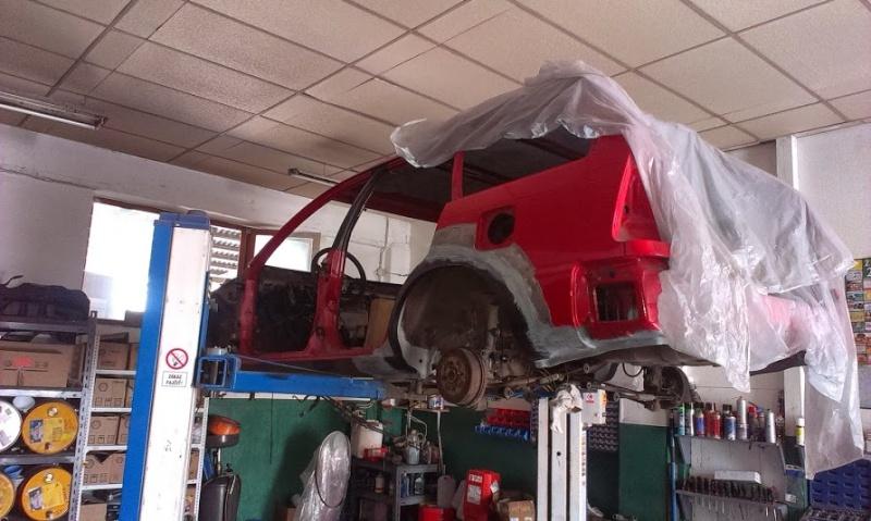 Red soul Corolla  Imag0511