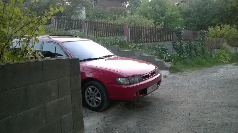 Red soul Corolla  Wp_20113