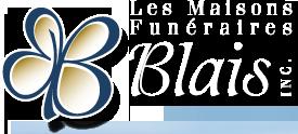 Maisons funéraires Blais Logo10