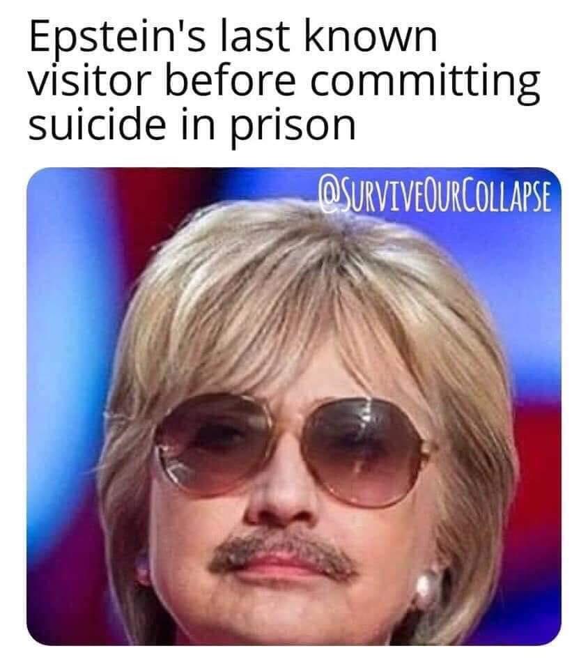 """Jeffrey Epstein """"počinio samoubojstvo"""" Visit10"""
