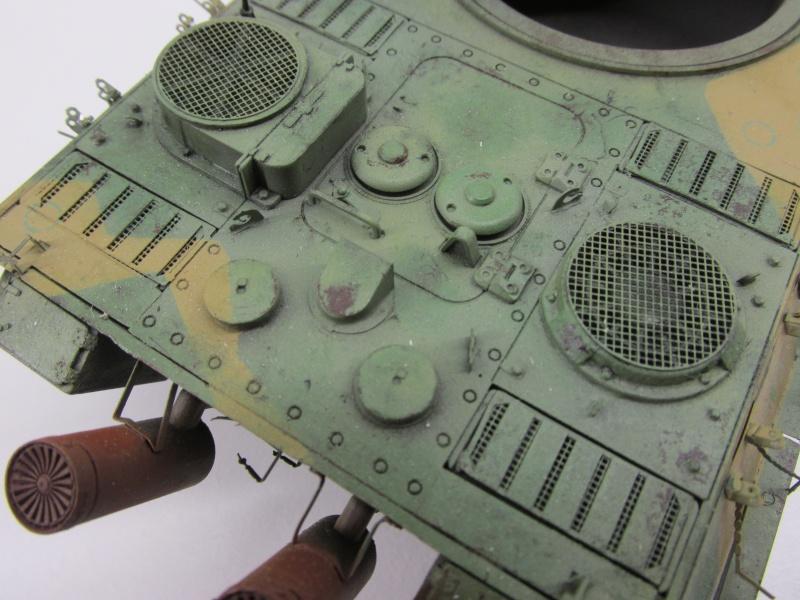Flakpanzer V Coelian - Dragon 1/35 ref 9022 - photodécoupe Eduard - Page 4 Berlin12