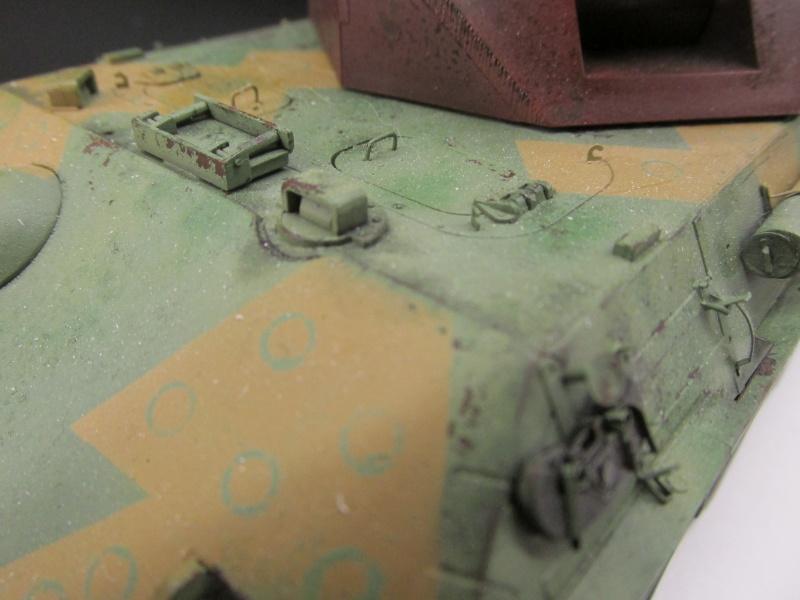 Flakpanzer V Coelian - Dragon 1/35 ref 9022 - photodécoupe Eduard - Page 4 Berlin13