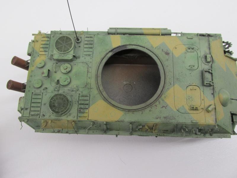 Flakpanzer V Coelian - Dragon 1/35 ref 9022 - photodécoupe Eduard - Page 4 Berlin15