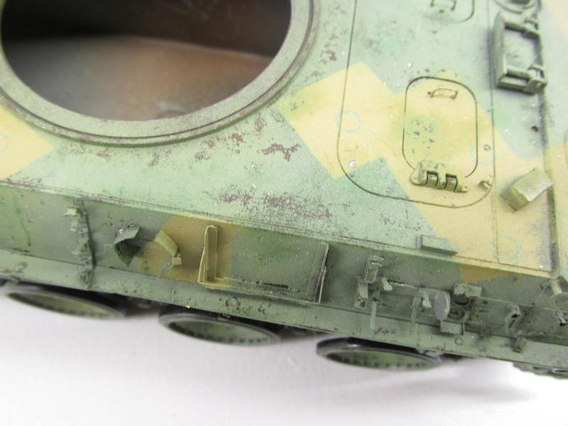 Flakpanzer V Coelian - Dragon 1/35 ref 9022 - photodécoupe Eduard - Page 4 Berlin16
