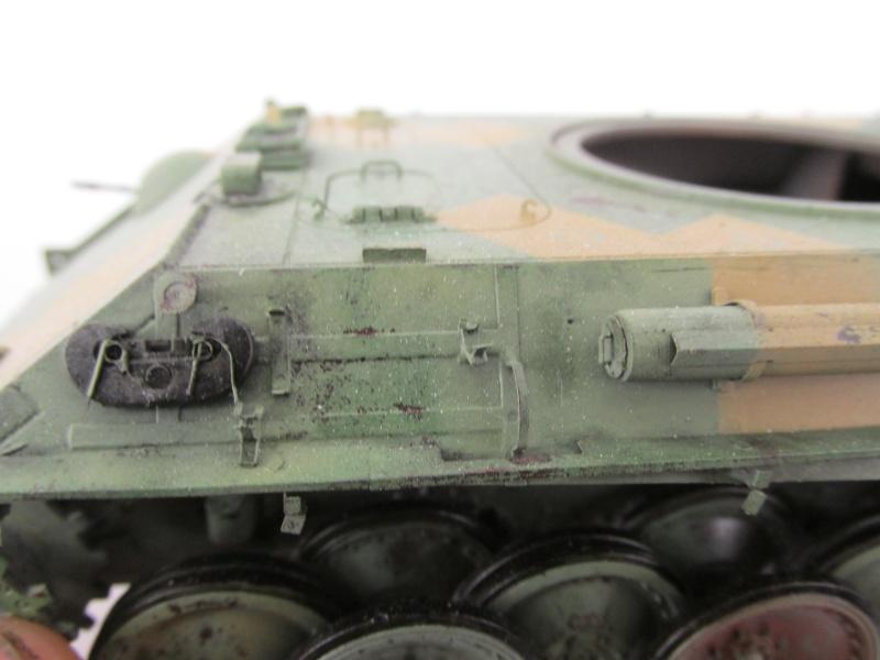 Flakpanzer V Coelian - Dragon 1/35 ref 9022 - photodécoupe Eduard - Page 4 Berlin17
