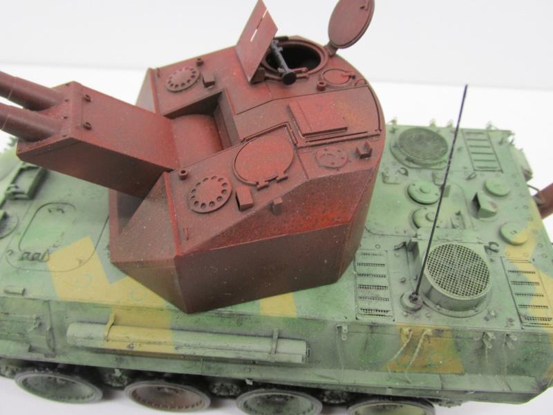 Flakpanzer V Coelian - Dragon 1/35 ref 9022 - photodécoupe Eduard - Page 4 Berlin18