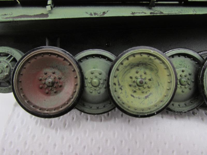 Flakpanzer V Coelian - Dragon 1/35 ref 9022 - photodécoupe Eduard - Page 4 Berlin19