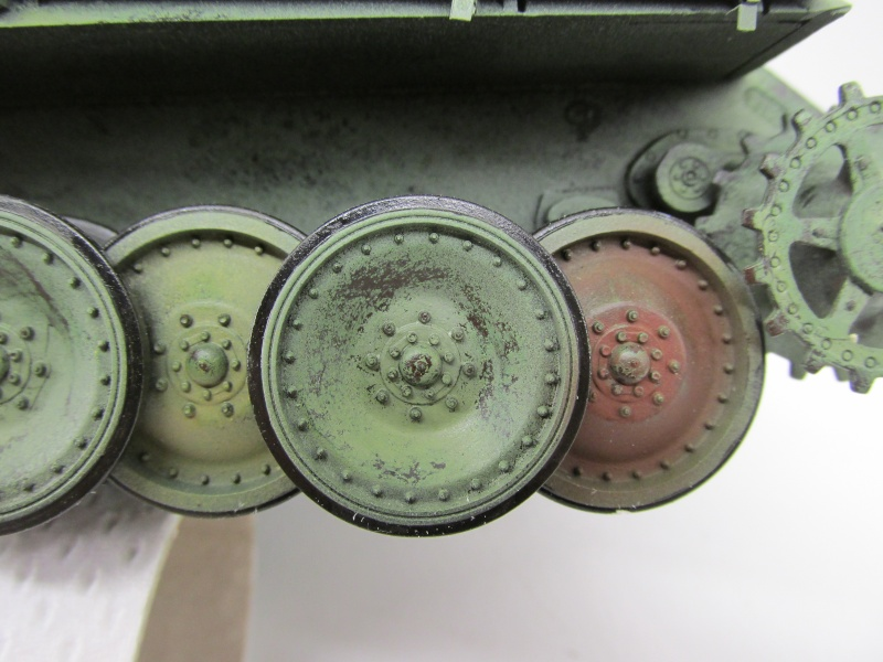 Flakpanzer V Coelian - Dragon 1/35 ref 9022 - photodécoupe Eduard - Page 4 Berlin20