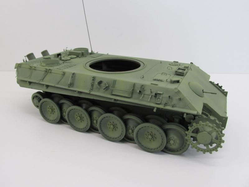 Flakpanzer V Coelian - Dragon 1/35 ref 9022 - photodécoupe Eduard Coelan14