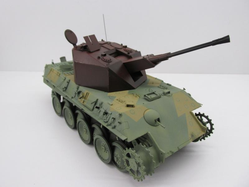 Flakpanzer V Coelian - Dragon 1/35 ref 9022 - photodécoupe Eduard Coelan18