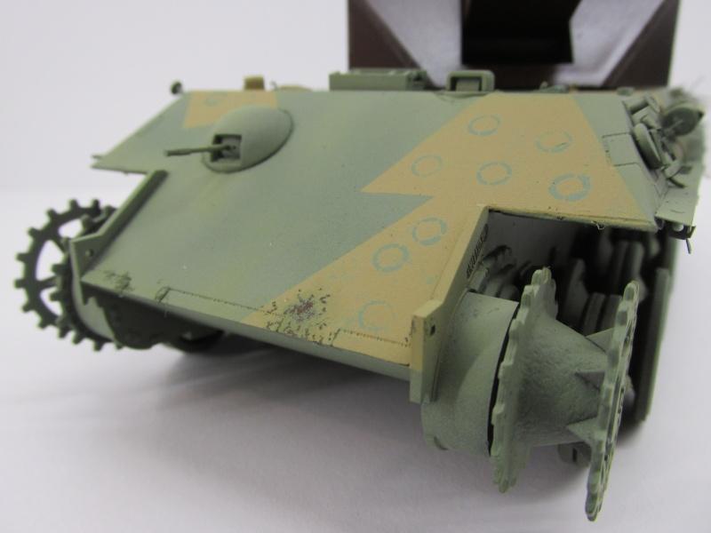 Flakpanzer V Coelian - Dragon 1/35 ref 9022 - photodécoupe Eduard Coelan20