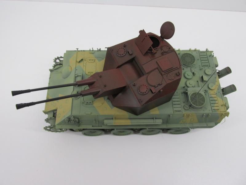 Flakpanzer V Coelian - Dragon 1/35 ref 9022 - photodécoupe Eduard Coelan21