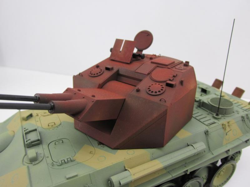 Flakpanzer V Coelian - Dragon 1/35 ref 9022 - photodécoupe Eduard - Page 2 Coelia19