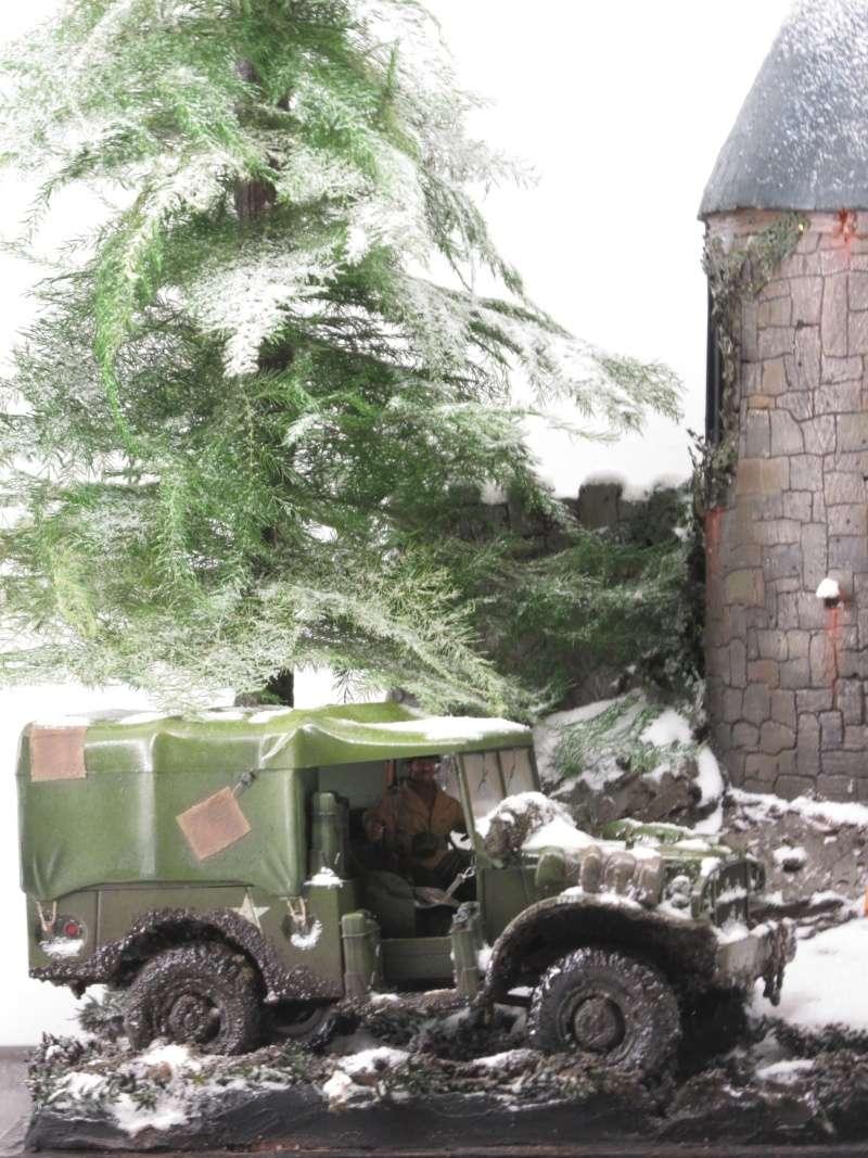 Dodge en hiver - ITALERI 1/35 + PHOTODECOUPE EDUARD - Page 5 Dodge_64
