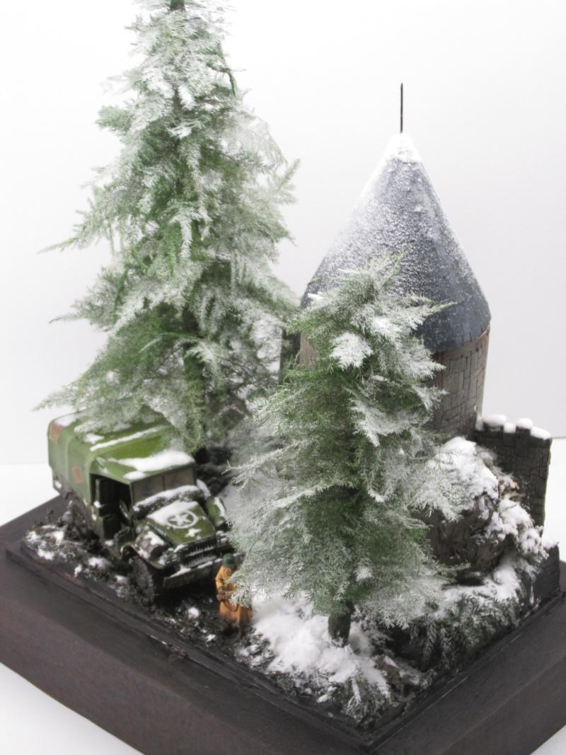 Dodge en hiver - ITALERI 1/35 + PHOTODECOUPE EDUARD - Page 5 Dodge_71