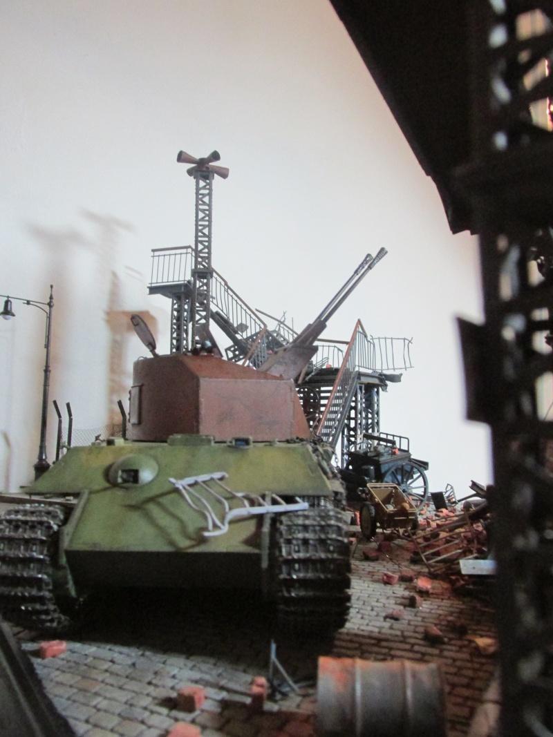 Flakpanzer V Coelian - Dragon 1/35 ref 9022 - photodécoupe Eduard - Page 9 Flakp105