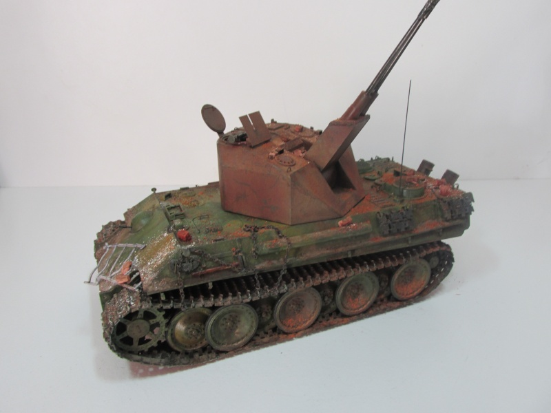 Flakpanzer V Coelian - Dragon 1/35 ref 9022 - photodécoupe Eduard - Page 10 Flakp117