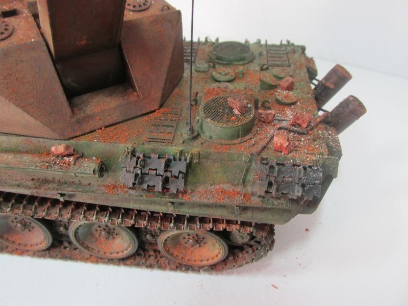 Flakpanzer V Coelian - Dragon 1/35 ref 9022 - photodécoupe Eduard - Page 10 Flakp118