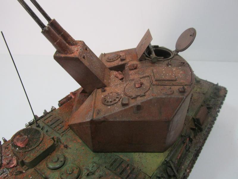Flakpanzer V Coelian - Dragon 1/35 ref 9022 - photodécoupe Eduard - Page 10 Flakp119