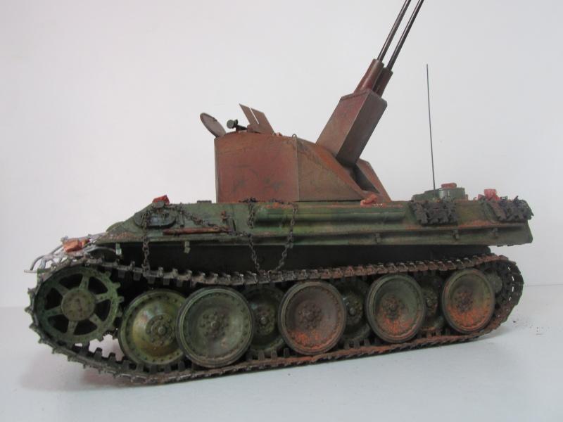 Flakpanzer V Coelian - Dragon 1/35 ref 9022 - photodécoupe Eduard - Page 10 Flakp120