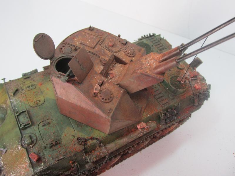 Flakpanzer V Coelian - Dragon 1/35 ref 9022 - photodécoupe Eduard - Page 10 Flakp124