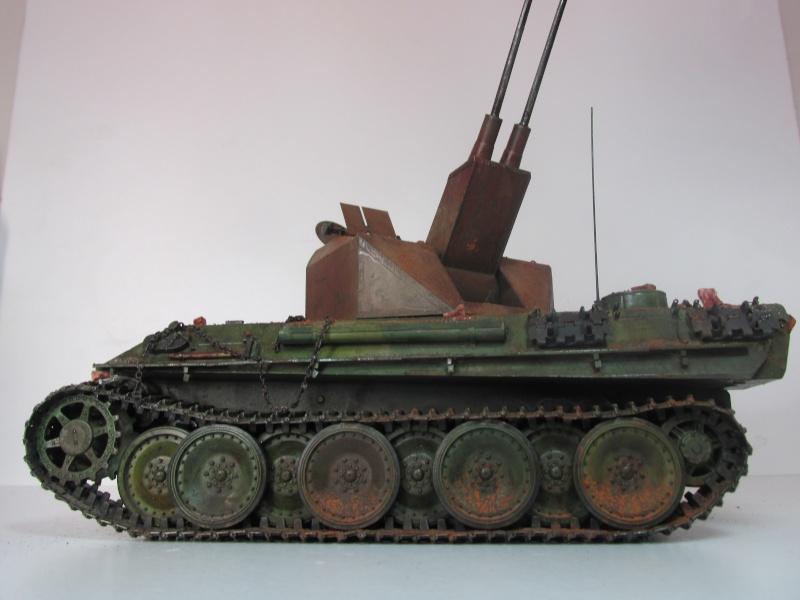 Flakpanzer V Coelian - Dragon 1/35 ref 9022 - photodécoupe Eduard - Page 10 Flakp126