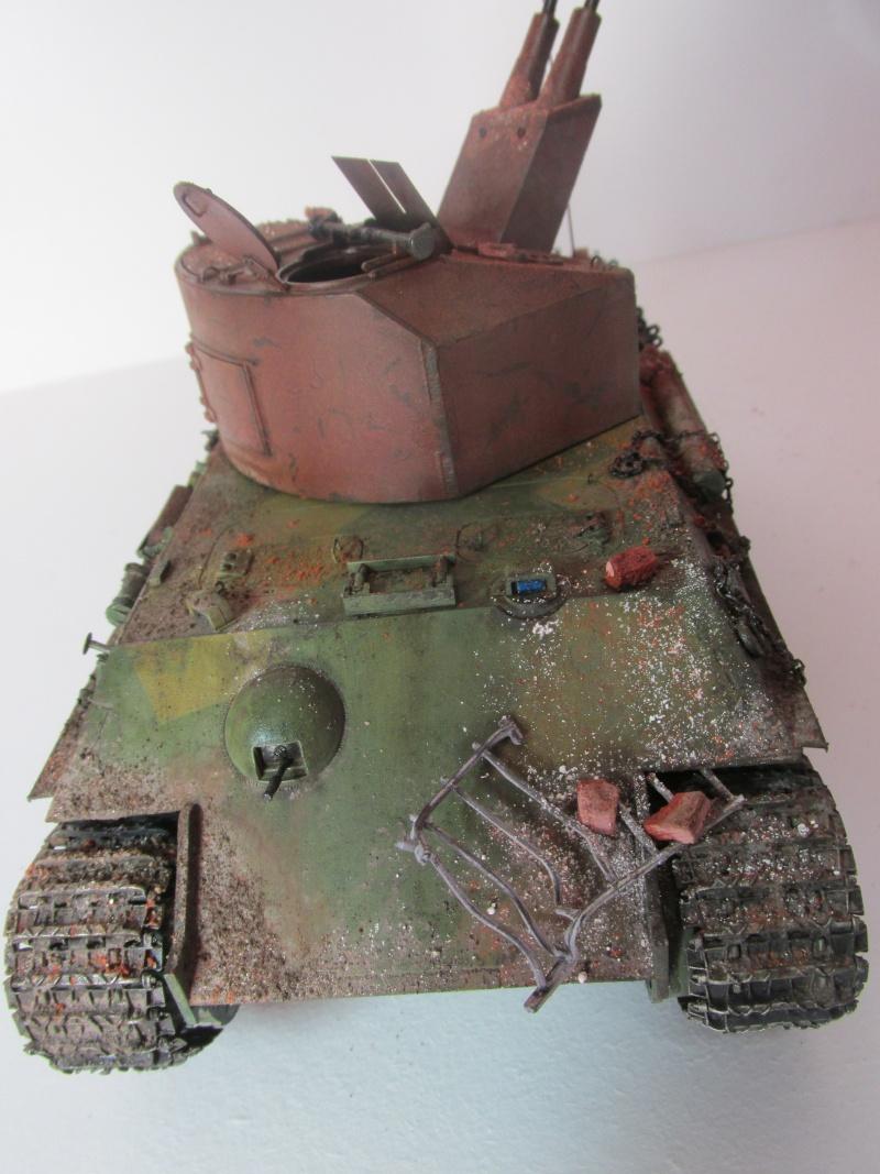 Flakpanzer V Coelian - Dragon 1/35 ref 9022 - photodécoupe Eduard - Page 10 Flakp127