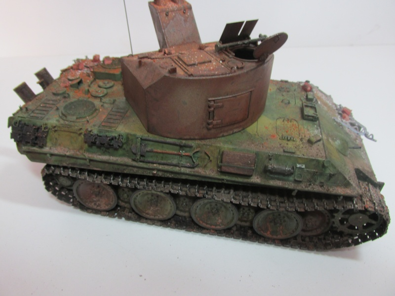 Flakpanzer V Coelian - Dragon 1/35 ref 9022 - photodécoupe Eduard - Page 10 Flakp128