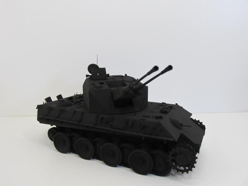 Flakpanzer V Coelian - Dragon 1/35 ref 9022 - photodécoupe Eduard Flakpa53