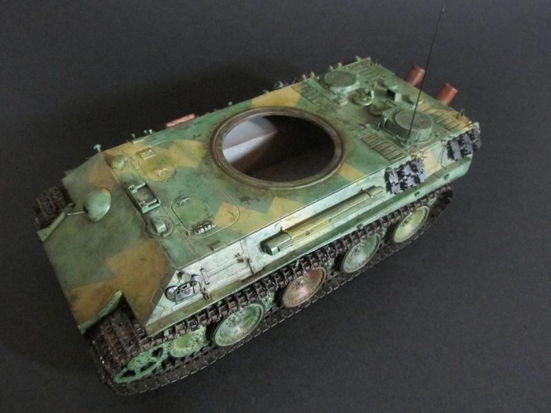 Flakpanzer V Coelian - Dragon 1/35 ref 9022 - photodécoupe Eduard - Page 9 Flakpa94