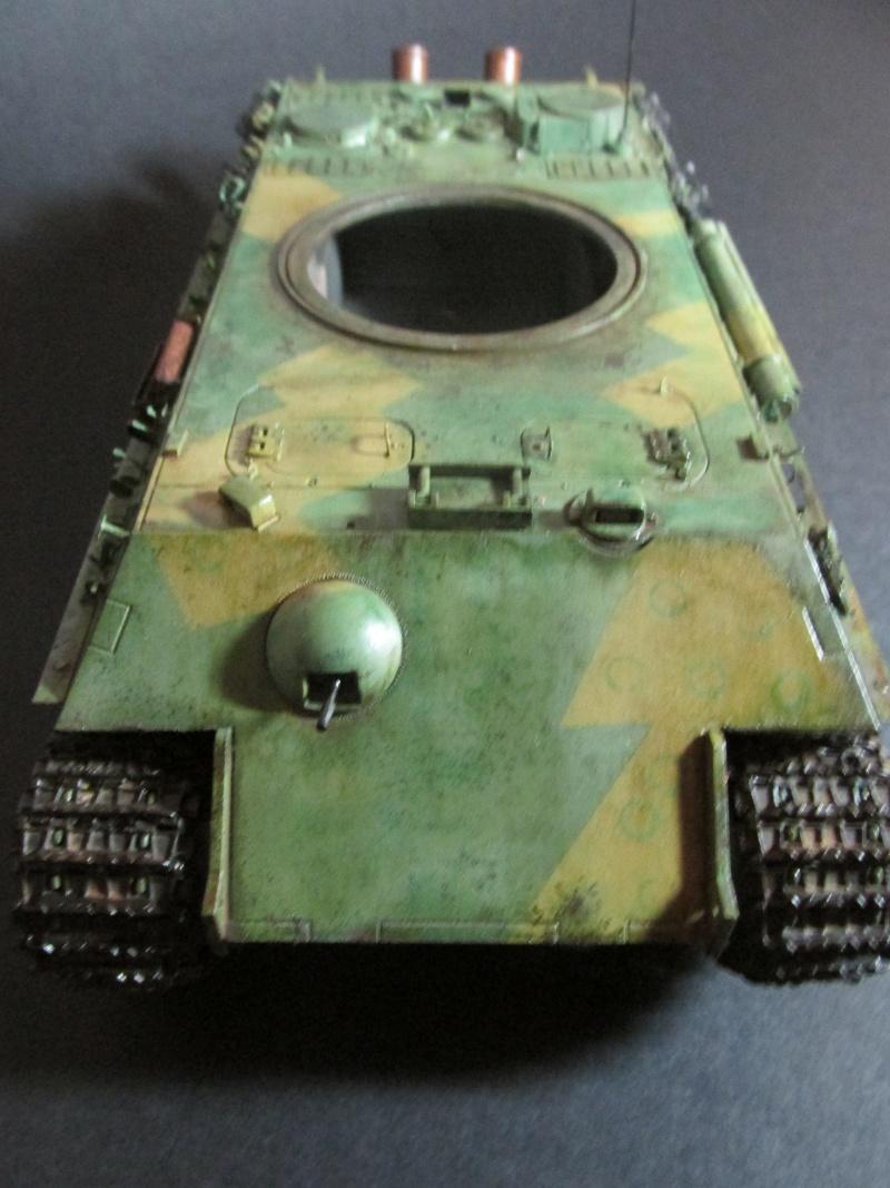 Flakpanzer V Coelian - Dragon 1/35 ref 9022 - photodécoupe Eduard - Page 9 Flakpa95