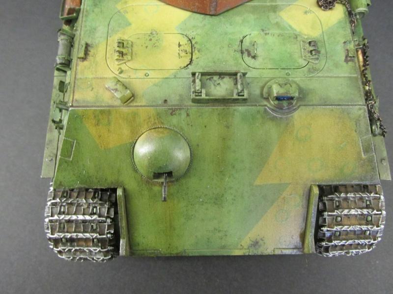 Flakpanzer V Coelian - Dragon 1/35 ref 9022 - photodécoupe Eduard - Page 9 Flakpa96