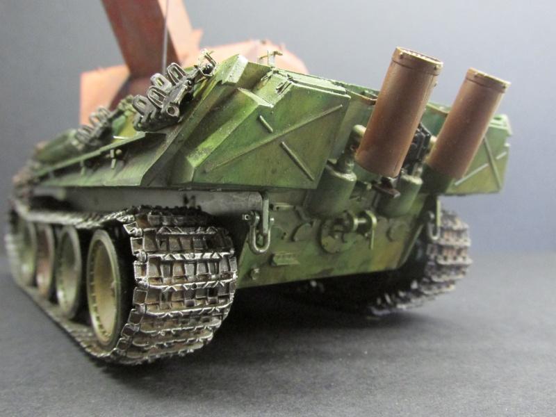 Flakpanzer V Coelian - Dragon 1/35 ref 9022 - photodécoupe Eduard - Page 9 Flakpa97