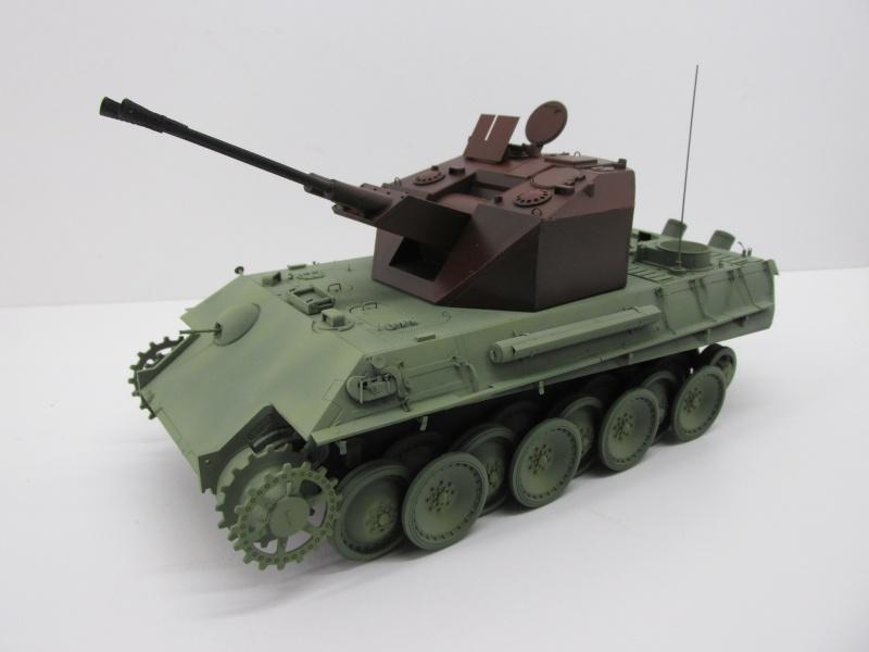 Flakpanzer V Coelian - Dragon 1/35 ref 9022 - photodécoupe Eduard Goelia11