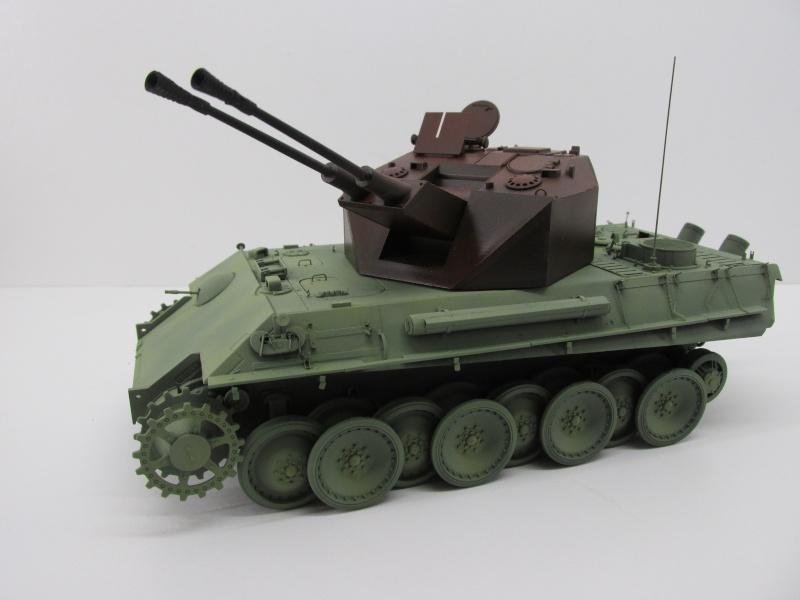 Flakpanzer V Coelian - Dragon 1/35 ref 9022 - photodécoupe Eduard Goelia12